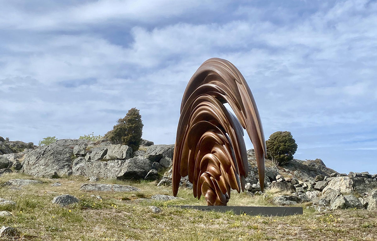 Spring by Tony Cragg